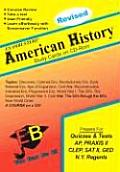 CD: American-U.S. History Exambusters Study Cards