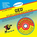 GED Study Cards Combo Pack: Exambusters: A Course in a Box! with CDROM (Exambusters)
