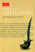 Book of Obituaries (Economist) Cover