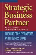 Strategic Business Partner Cover