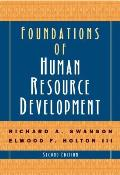 Foundations of Human Resource Development Cover
