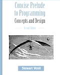 Concise Prelude to Programming: Concepts and Design