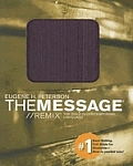 Message Remix Pocket Bible-MS