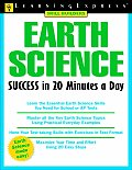 Earth Science Success in 20 Minutes a Day Cover