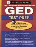 GED Test Prep with Access Code (GED Test Prep) Cover
