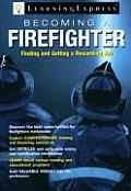 Becoming a Firefighter Cover