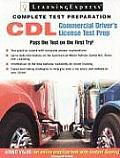 Commercial Driver's License Exam: The Complete Preparation Guide [With Access Code]