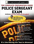 Police Sergeant Exam: A Step-By-Step System to Prepare for Your Promotion Exam [With Access Code] (Police Sergeant Exam)