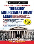 Treasury Enforcement Agent Exam [With Access Code] (Treasury Enforcement Agent Exam)