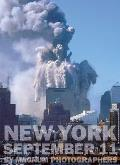 New York September 11 Cover