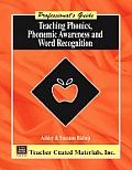 Teaching Phonics Phonemic Awareness & Wo