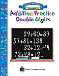 Addition Practice Double Digits: Basic Skills