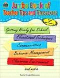 Jumbo Book of Teacher Tips & Timesavers
