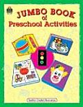 Jumbo Book for Preschool Activities Early Childhood