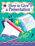 How To Give A Presentation Grades 3 6