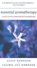 Essential Aromatherapy: A Pocket Guide to Essentials Oils and Aromatherapy Cover