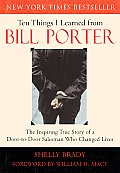 Ten Things I Learned From Bill Porter (02 Edition) Cover