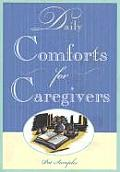 Daily Comforts for Caregivers