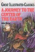The great journey to the center