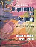 Arguments & Arguing