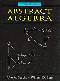 Abstract Algebra 3rd Edition