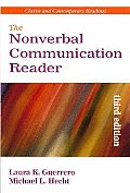 Nonverbal Communication Reader : Classic and Conpemporary Readings (3RD 08 Edition)