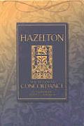 Hazelton Concordance To The New Testamen
