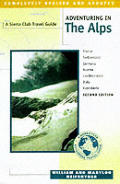 Adventuring in the Alps (Sierra Club Adventure Travel Guides) Cover