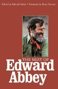 Best of Edward Abbey 2ND Edition Cover