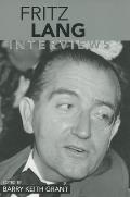 Fritz Lang: Interviews