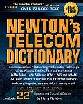 Newton's Telecom Dictionary (Newton's Telecom Dictionary)
