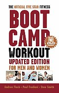 Official Five Star Fitness Boot Camp Workout For Men & Women With CD