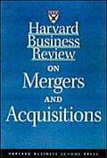 On Mergers & Acquisitions