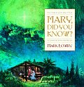 Mary, Did You Know?: A Family Classic Cover