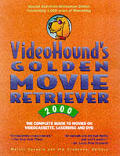 Videohounds Golden Movie Retriever 2000