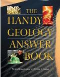 The Handy Geology Answer Book Cover