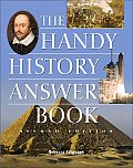 Handy History Answer Book 2nd Edition