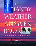 The Handy Weather Answer Book, Second edition