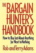 Bargain Hunters Handbook How To Buy Just Abo