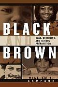 Black and Brown: Race, Ethnicity,...