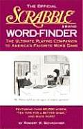 The Official Scrabble Word Finder: The Ultimate Playing Companion to America's Favorite Word Game