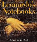 Leonardo's Notebooks Cover