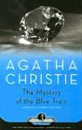 The Mystery of the Blue Train (Hercule Poirot Mystery) Cover