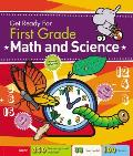 Get Ready for First Grade: Math and Science [With Sticker(s)] Cover