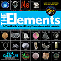 The Elements 2013 Calendar: A Visual Exploration of Every Known Atom in the Universe