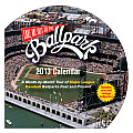 Take Me Out to the Ballpark Calendar: A Month-By-Month Tour of Major League Ballparks Past and Present Cover