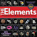 The Elements: A Visual Exploration of Every Known Atom in the Universe