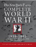 The New York Times Complete World War II, 1939-1945: The Coverage from the Battlefields to the Home Front [With DVD ROM]