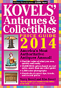 Kovels' Antiques and Collectibles Price Guide 2014: America's Bestselling Antiques Annual