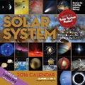 Solar System 2016 Calendar: A Visual Exploration of the Planets, Moons and Other Heavenly Bodies That Orbit Our Sun